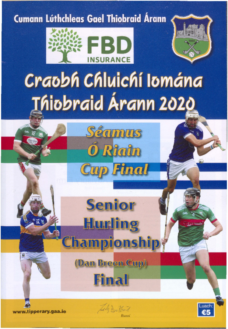 Co. Tipperary Senior Hurling Final 2020.pdf