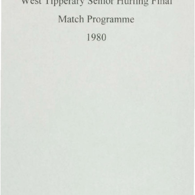 1980 West Tipperary Senior Hurling Final.pdf