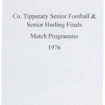 1976 Co. Tipperary Senior Football & Hurling Final..pdf