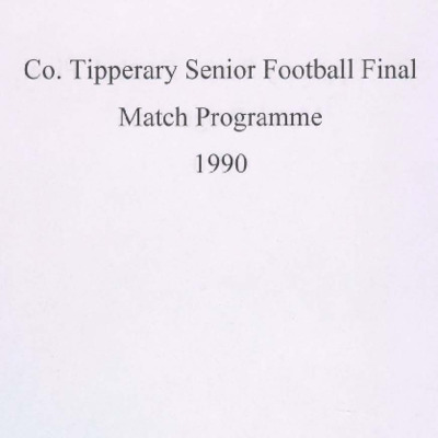 1990 Co. Tipperary Senior Football Final..pdf