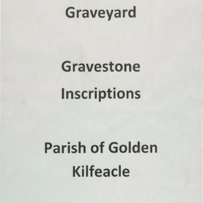 Thomastown Graveyard Inscriptions..pdf