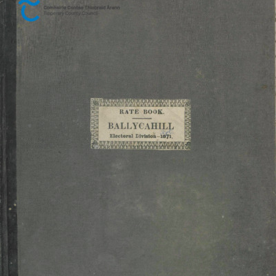 Ballycahill Rate Book 1871.pdf
