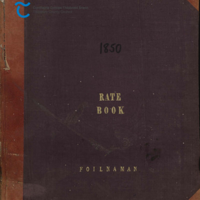Foilnaman Rate Book 1850.pdf