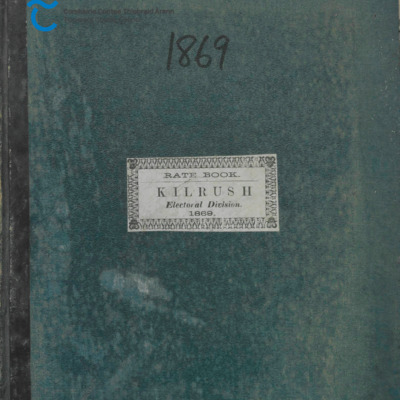 Kilrush Rate Book 1869.pdf