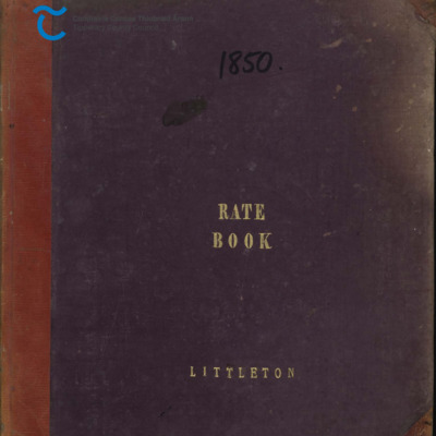 Littleton Rate Book 1850.pdf