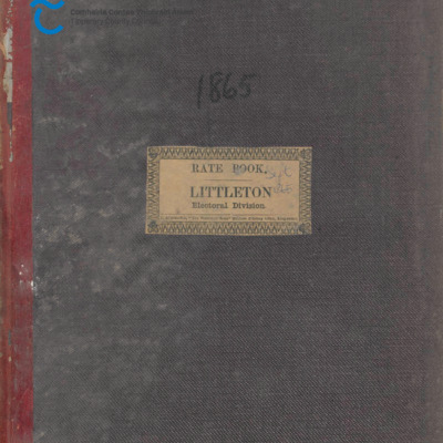 Littleton Rate Book 1865.pdf
