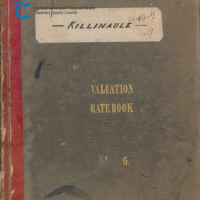 Killinaule Rate Book.pdf