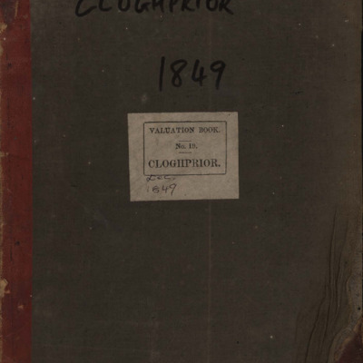 Cloughprior Rate Book 1849.pdf