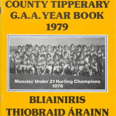 Tipperary GAA Yearbook 1979..pdf