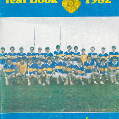 Tipperary GAA Yearbook 1982..pdf