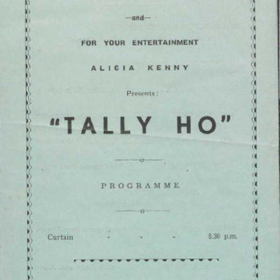 Ormond Hunt Players - Tally Ho.pdf