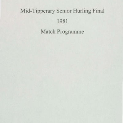 1981 Mid-Tipperary Senior Hurling Final.pdf