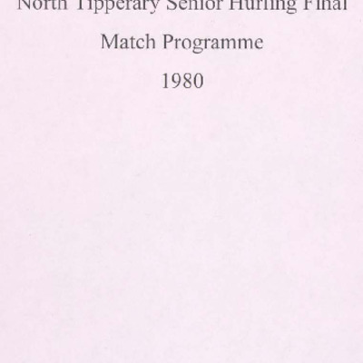 1980 North Tipperary Senior Hurling Final.pdf