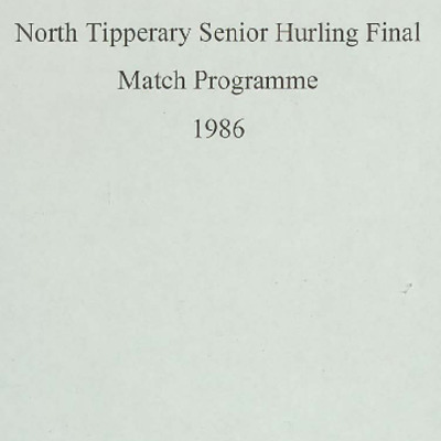 1986 North Tipperary Senior Hurling Final.pdf