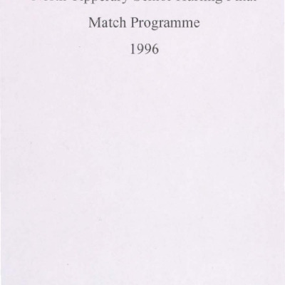 1996 North Tipperary Senior Hurling Final.pdf