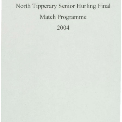 2004 North Tipperary Senior Hurling Final.pdf