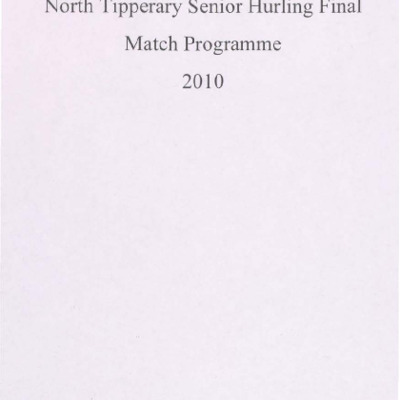 2010 North Tipperary Senior Hurling Final.pdf