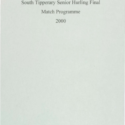 2000 South Tipperary Senior Hurling Final.pdf